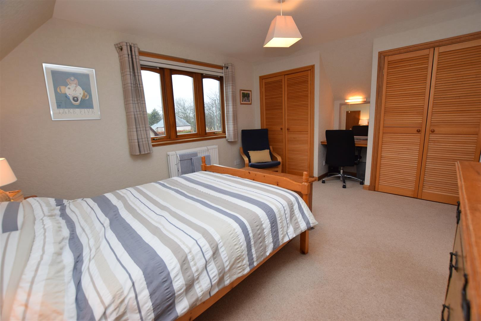 2 The Beeches, Woodside, Blairgowrie, Perthshire, PH13 9NQ, UK